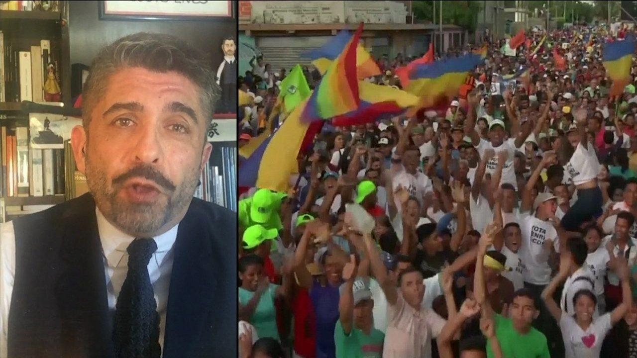 Venezuela fecha fronteira com o Brasil na véspera das eleições
