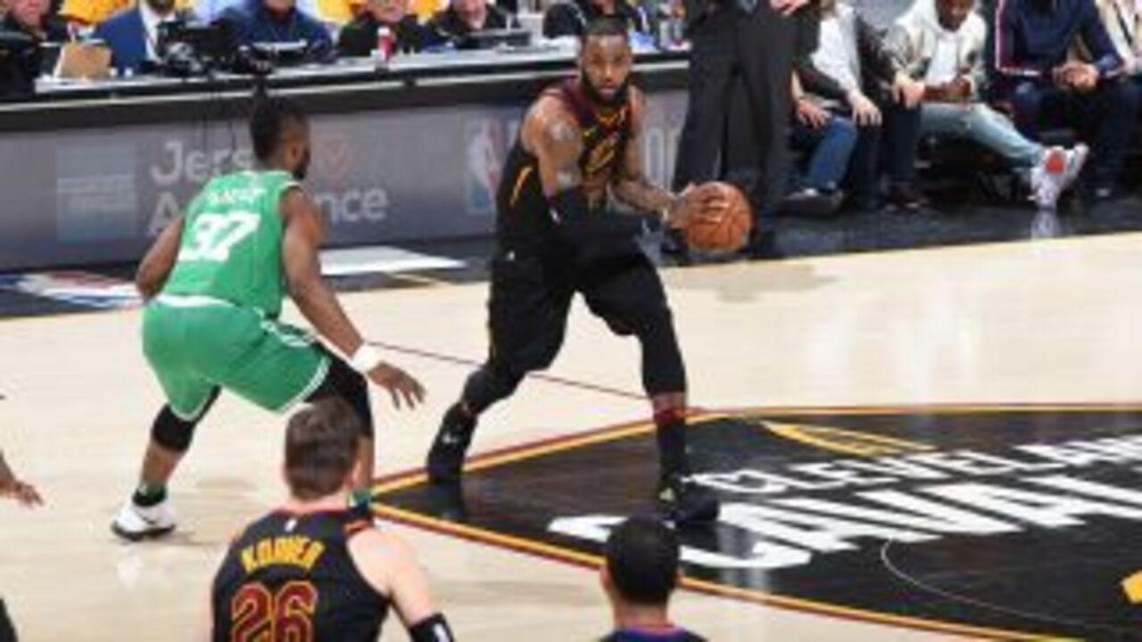 Veja as cinco melhores jogadas da noite da NBA