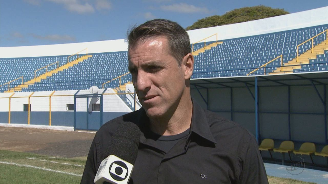 Grêmio Sãocarlense apresenta novo técnico para a sequência da 2ª Divisão do Paulista