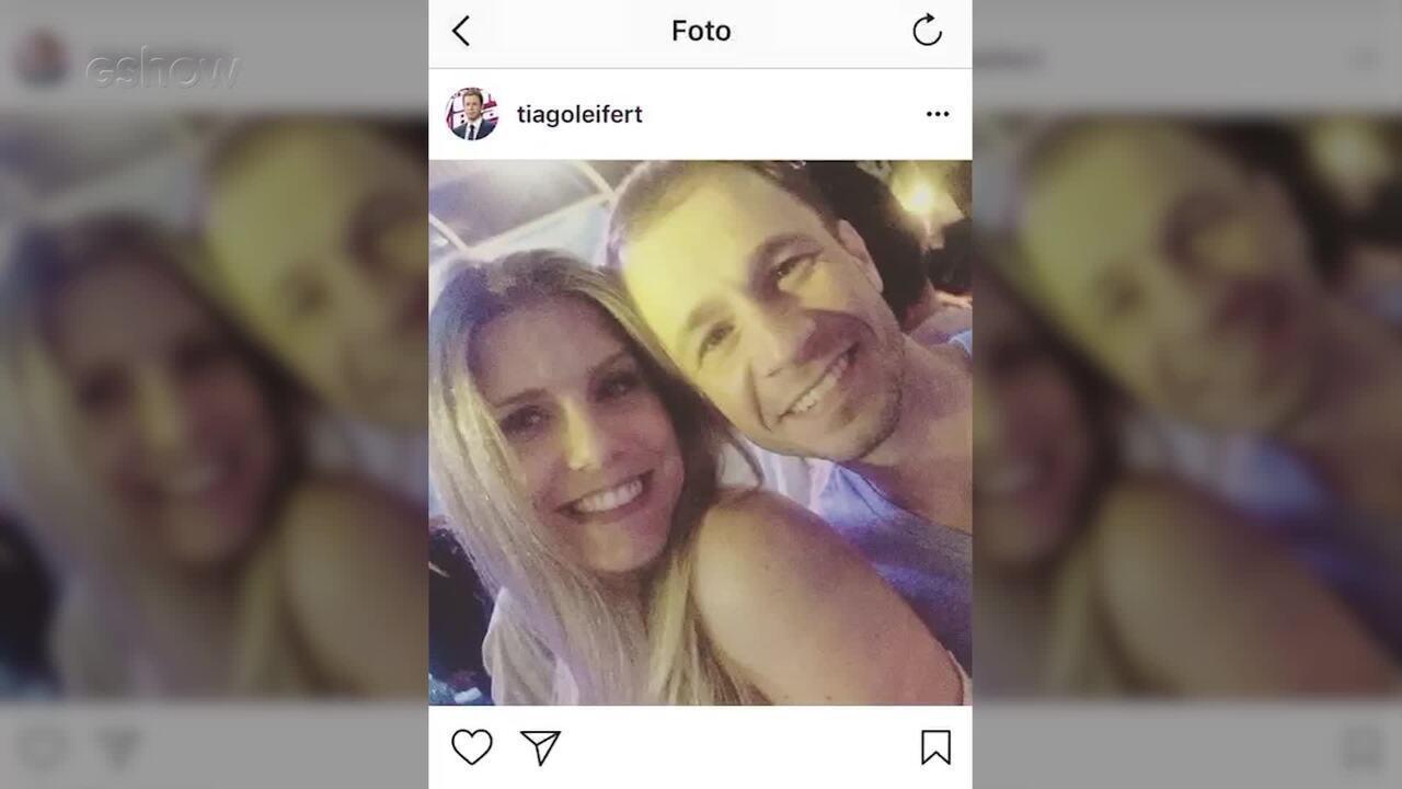 Tiago Leifert explica como sua família lida com as redes sociais