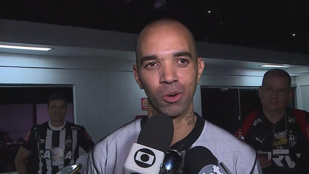 Tardelli visita a Cidade do Galo e fala sobre possibilidade de retornar ao Atlético-MG