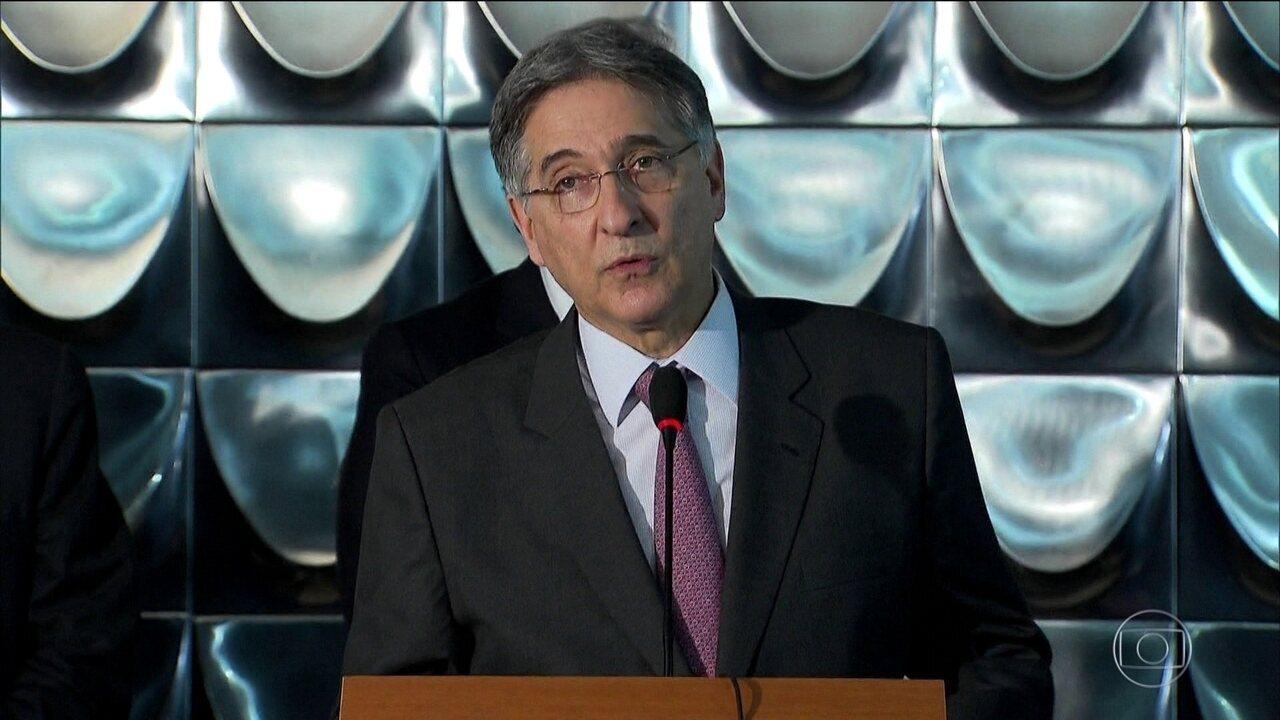 PGR denunciou pela quarta vez o governador de Minas, Fernando Pimentel, PT