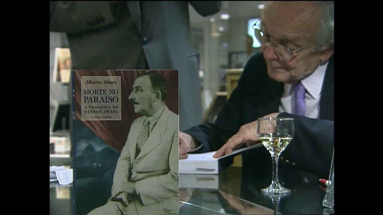 Morre, aos 86 anos, o jornalista Alberto Dines