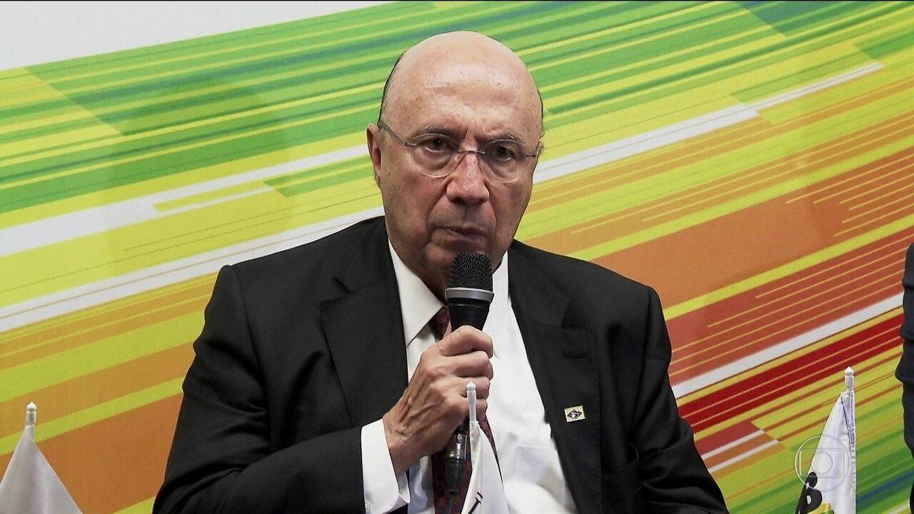 Temer desiste e lança Meirelles para a disputa à Presidência