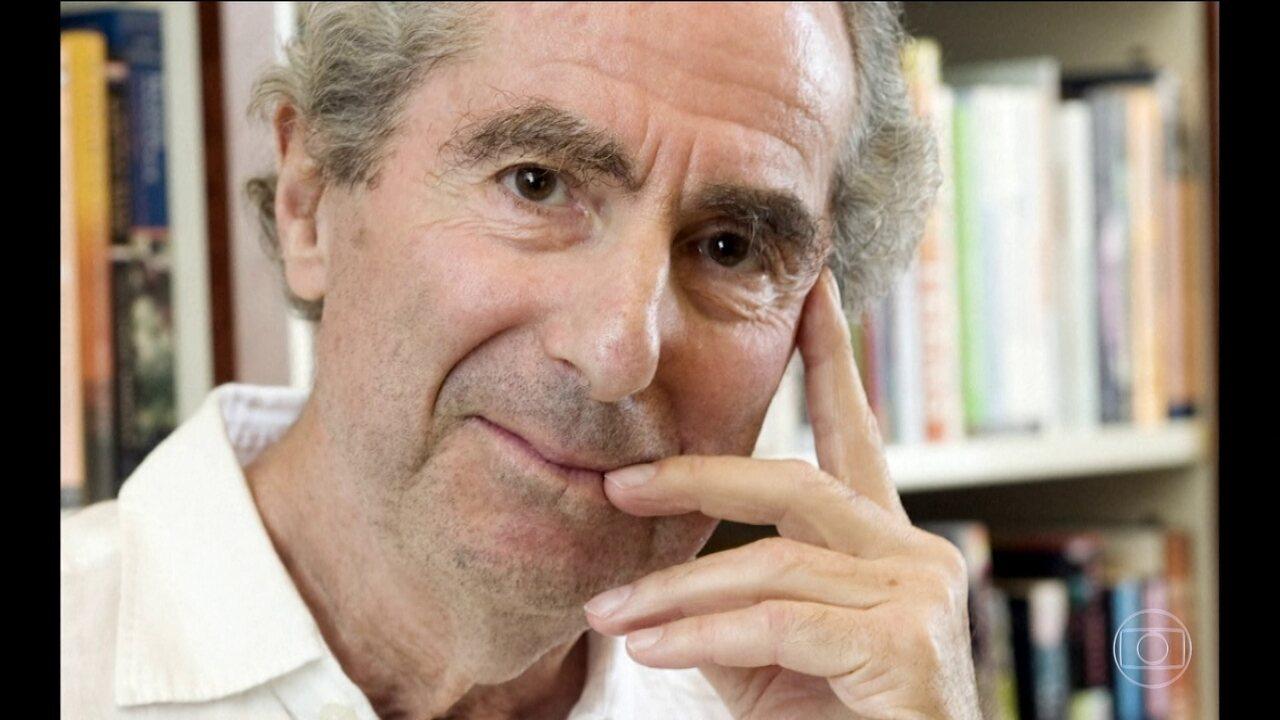 Morre, aos 85 anos, em Nova York, Philip Roth