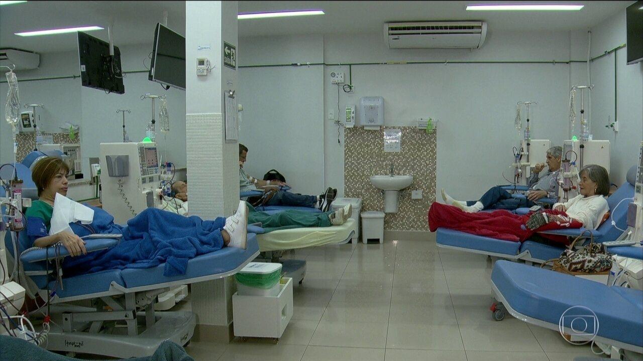 Greve dos caminhoneiros põe em risco funcionamento de hospitais