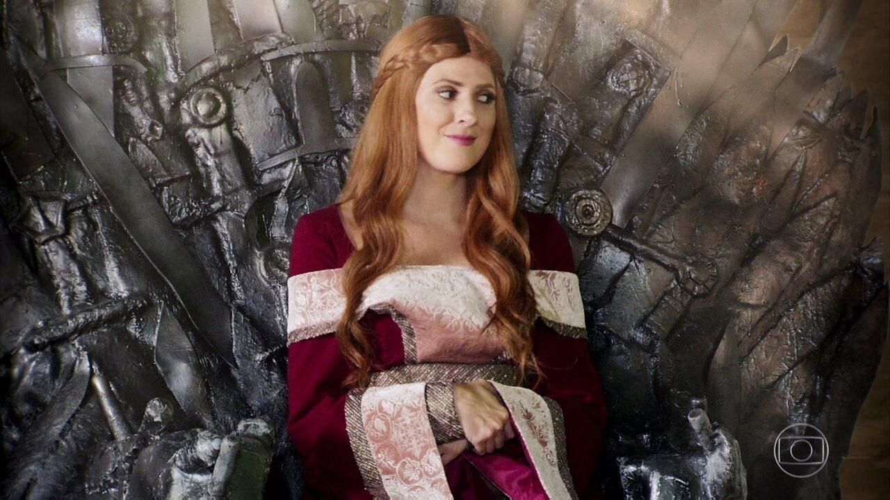 Faxineira de Game Of Thrones