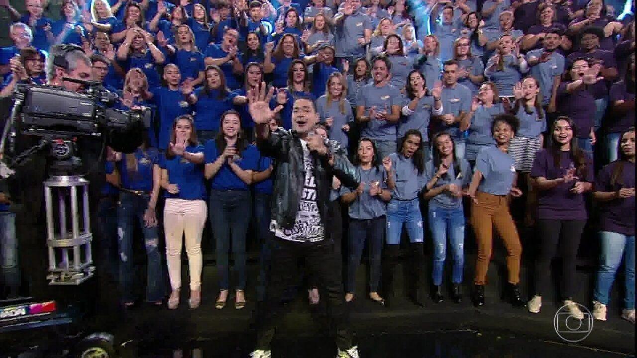 Harmonia do Samba canta