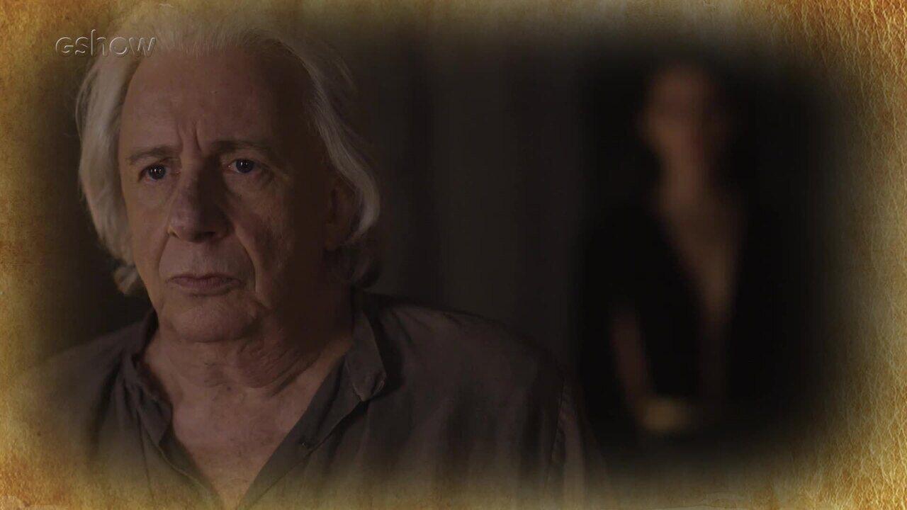 Resumo de 31/05: Augusto diz que Catarina merece como castigo o casamento com Otávio