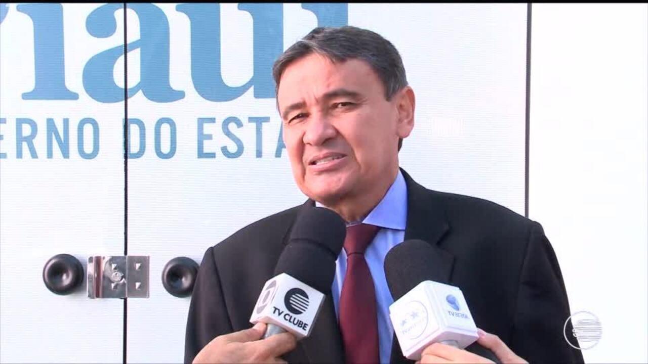 Governador fala sobre redução de impostos no preço do diesel