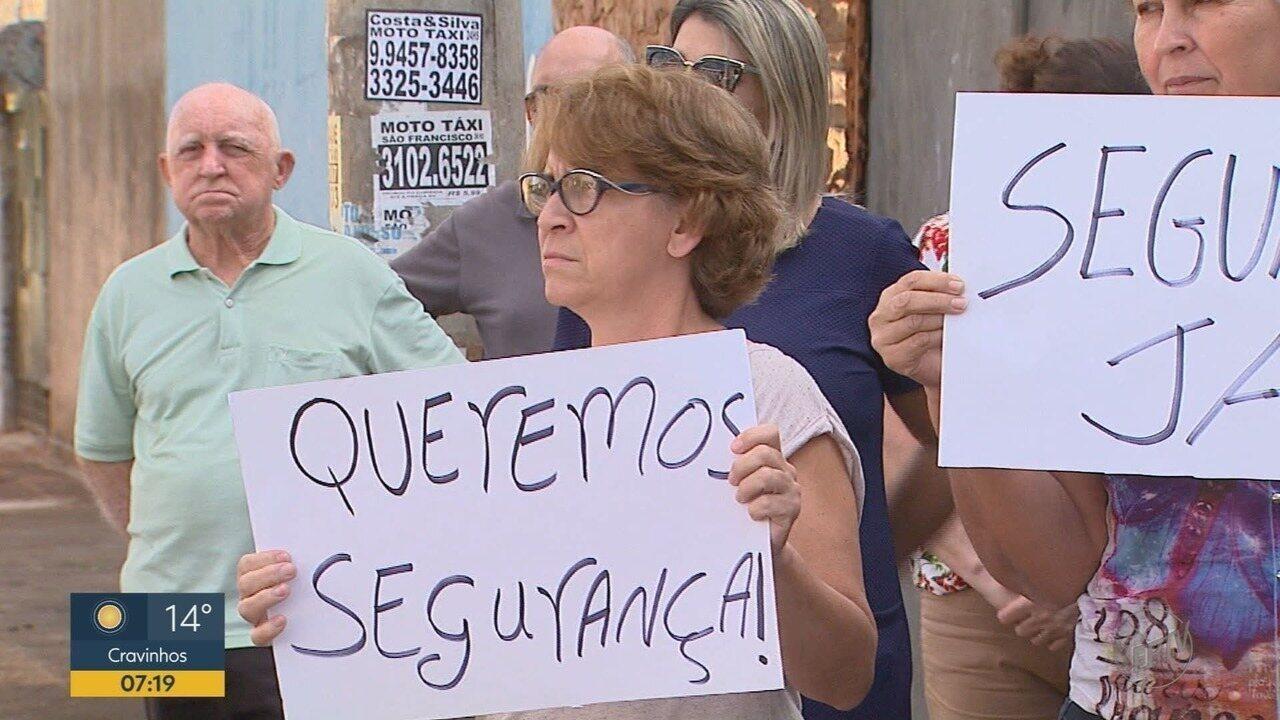 Moradores reclamam da falta de segurança no bairro Campos Elíseos em Ribeirão Preto