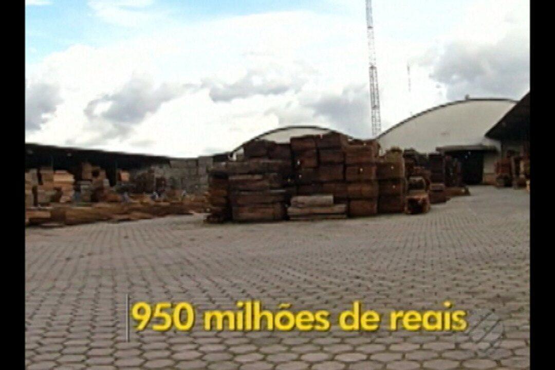 Indústria madeireira do Pará já contabiliza prejuízos por causa da greve dos caminhoneiros