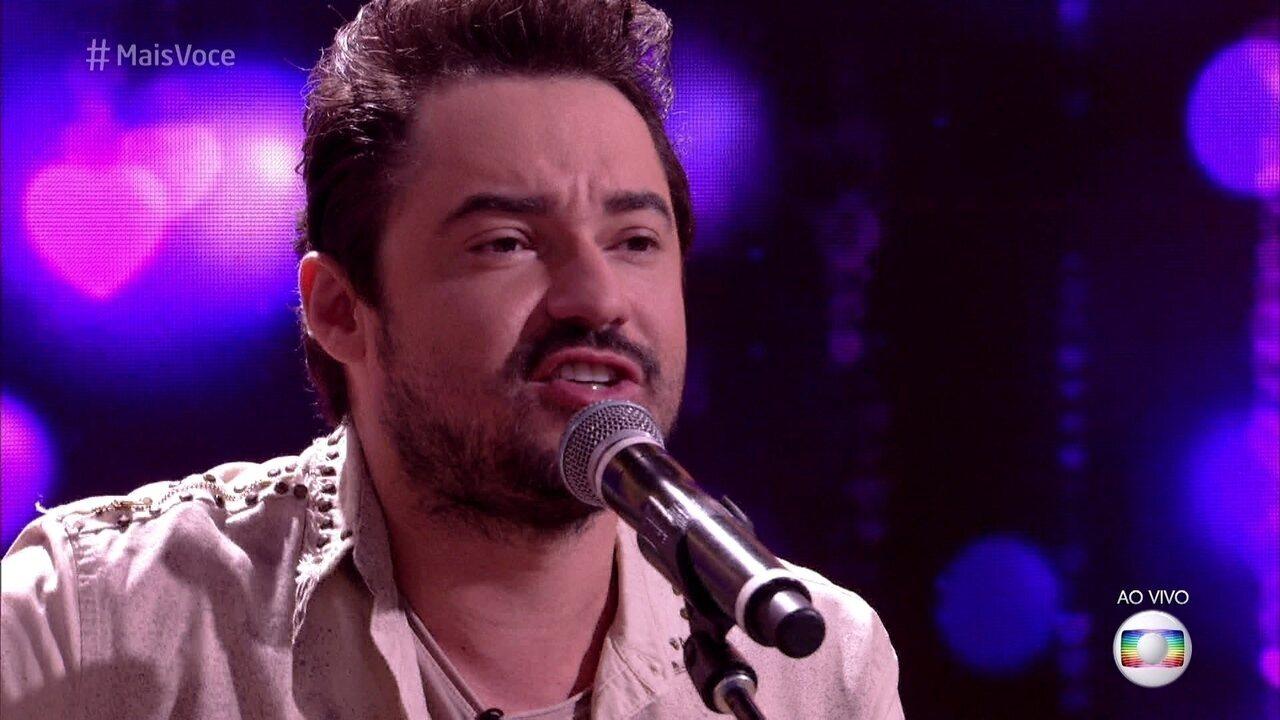 Fernando, da dupla com Sorocaba, canta 'Bom Rapaz'