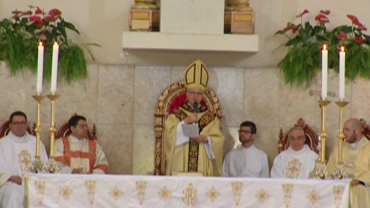 Nomes dos novos festeiros da Festa do Divino de Mogi das Cruzes são anunciados