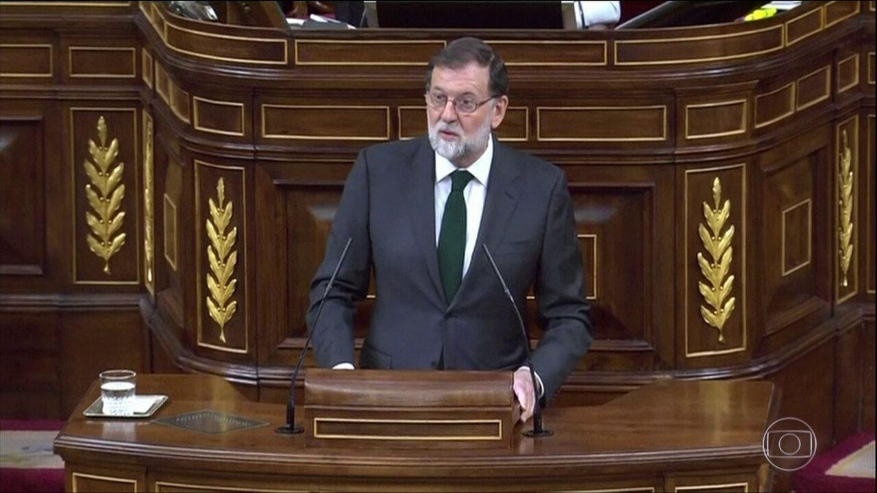 Primeiro-ministro da Espanha perde o cargo e socialista assume