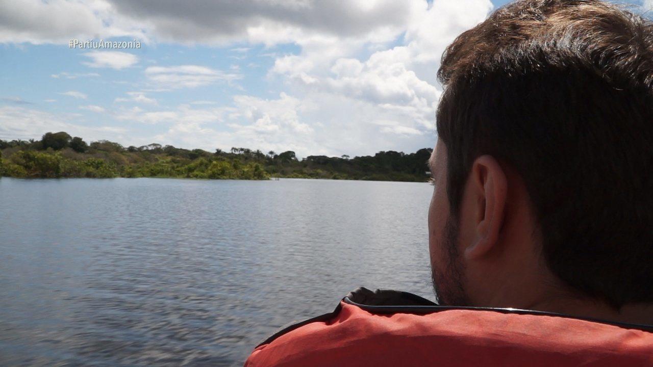 Parte 1: Moacyr Massulo começa viagem até Comunidade São Thomé