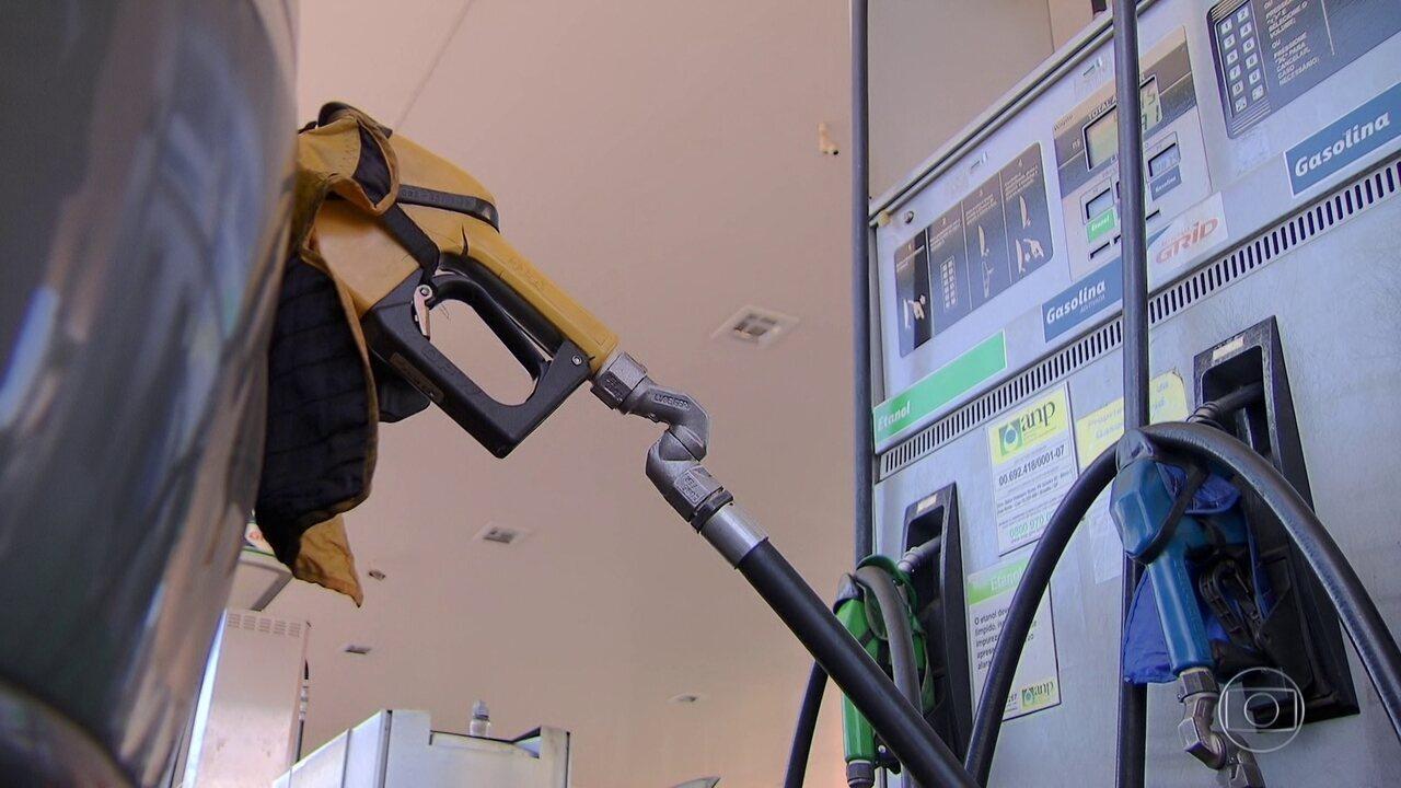 Governo se reúne para discutir mudanças no reajuste diário no preço dos combustíveis