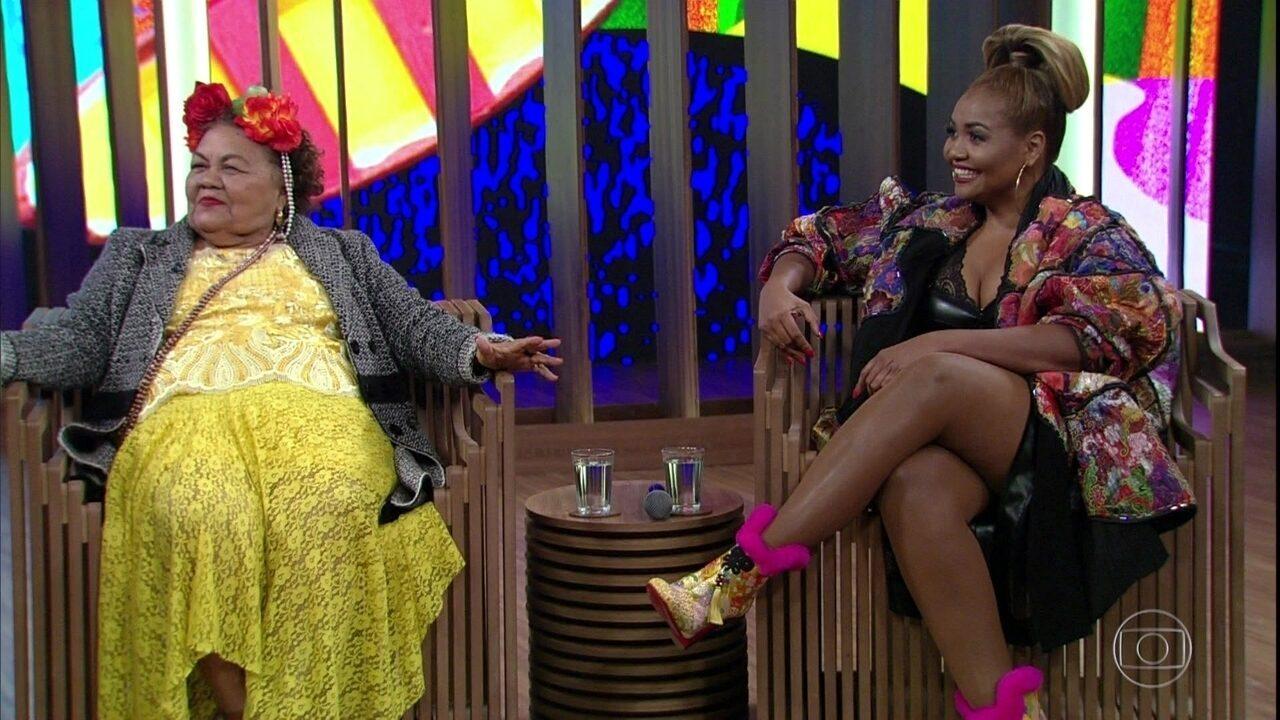 Dona Onete fala sobre sensualidade e revela novidades sobre próximo disco
