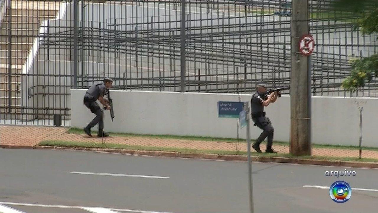 Acusados de atacar carros-fortes em Rio Preto são condenados a 71 anos de prisão
