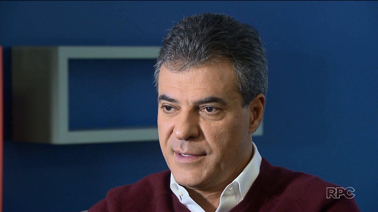 Beto Richa nega afirmações do ex-diretor Maurício Fanini, em proposta de delação premiada