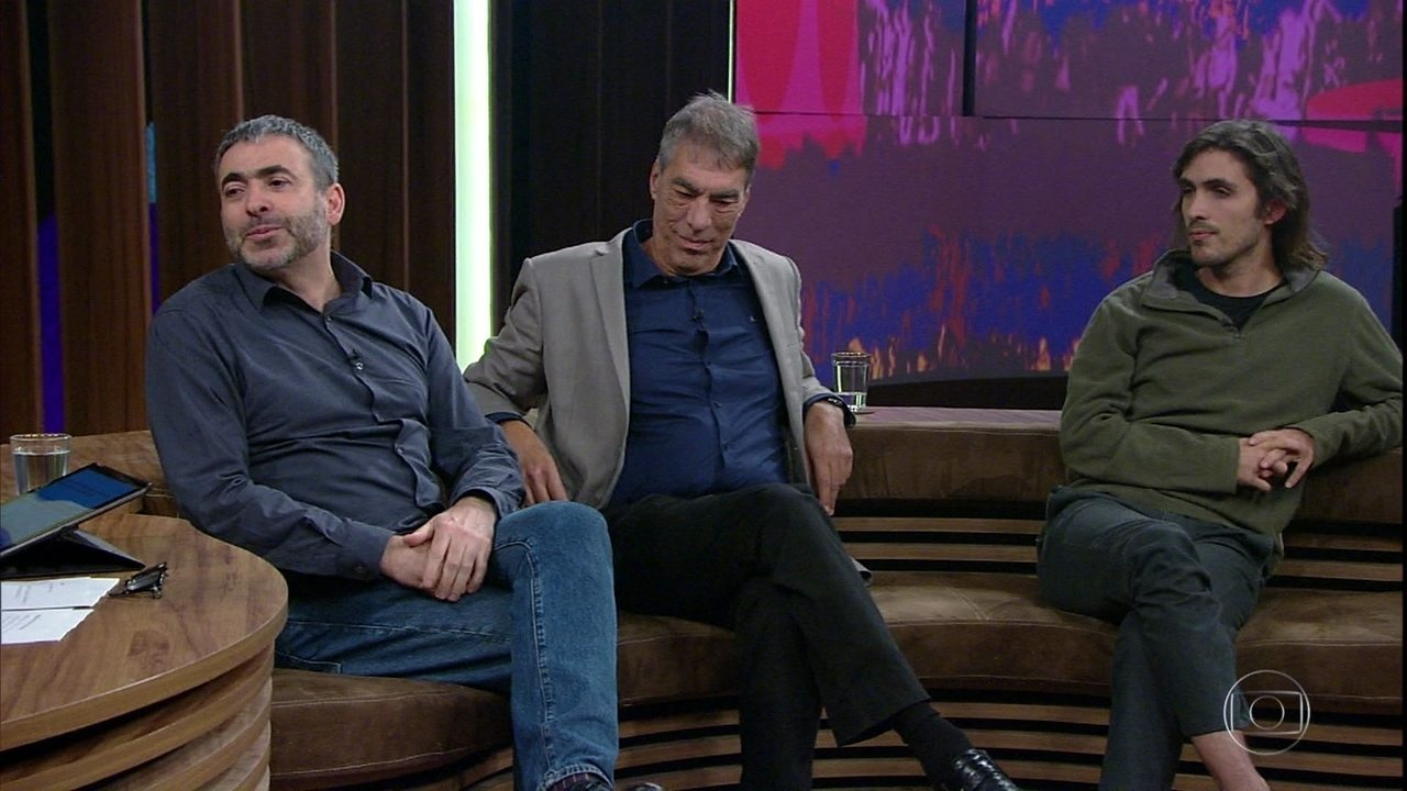 Marcos Nobre, Demétrio Magnoli e Ciro Oiticica debatem repressão policial