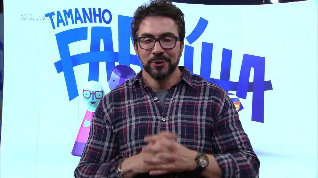 Padre Fábio de Melo conta o que achou do show em sua homenagem