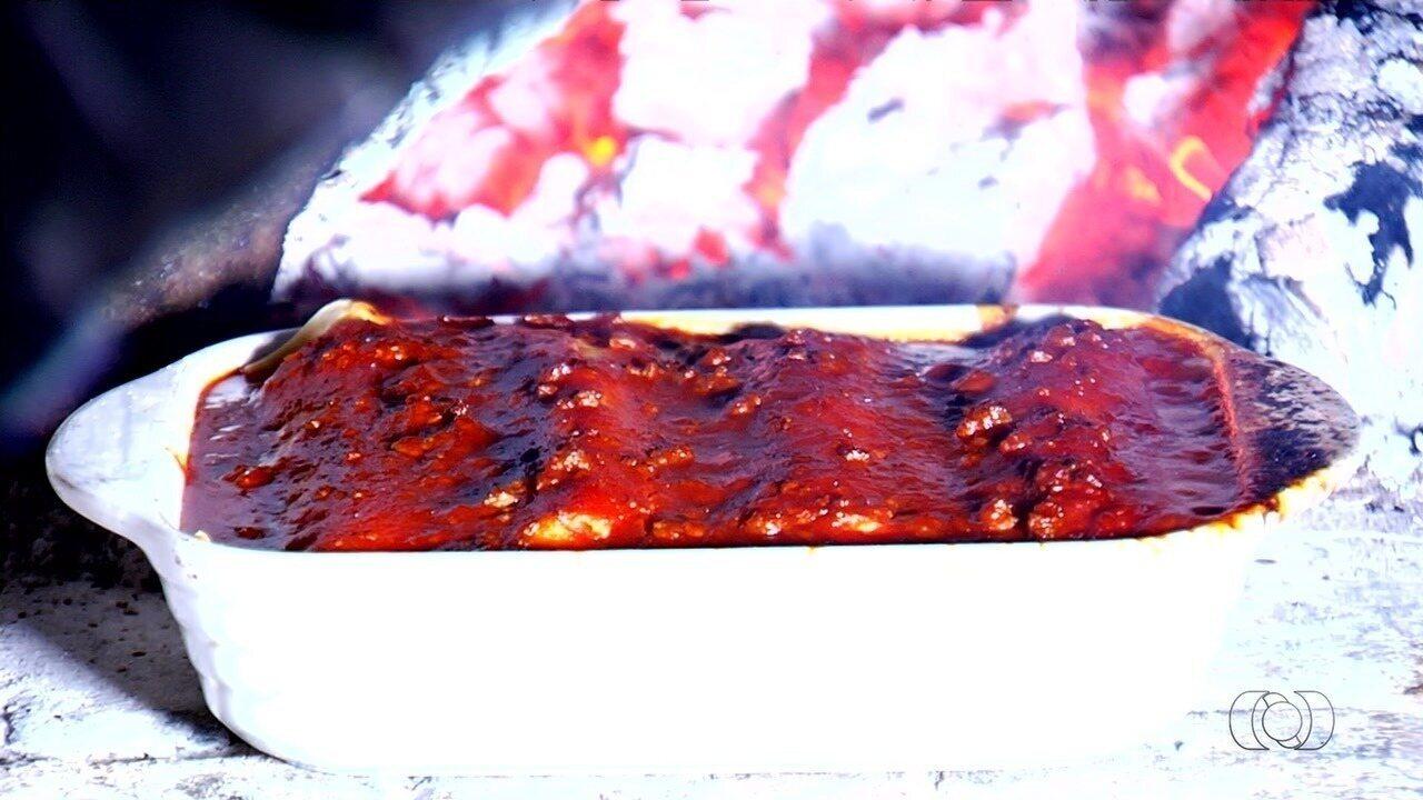 Aprenda receita de canelone que faz parte do cardápio do Festival Italiano de Nova Veneza