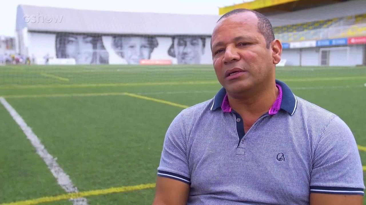 Pai de Neymar conta como foi a infância e o inicio da carreira do filho
