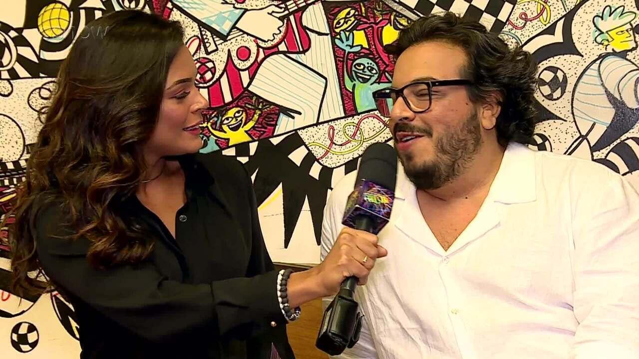 Luis Lobianco fala sobre a repercussão do papel em 'Segundo Sol'