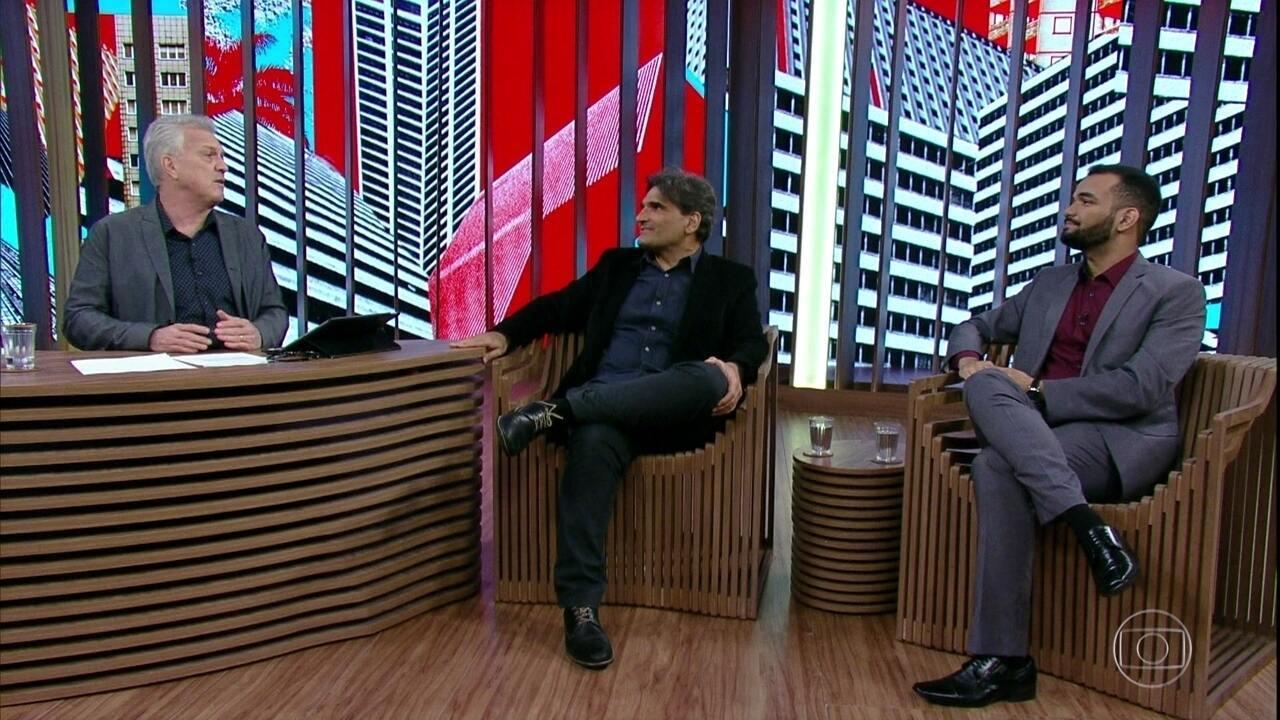 Cao e Luiz Fernando apontam as transformações necessárias para melhoria do ensino público