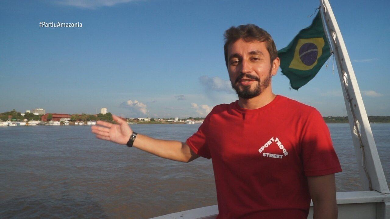 Parte 3: Por fim, um passeio pelo Rio Madeira