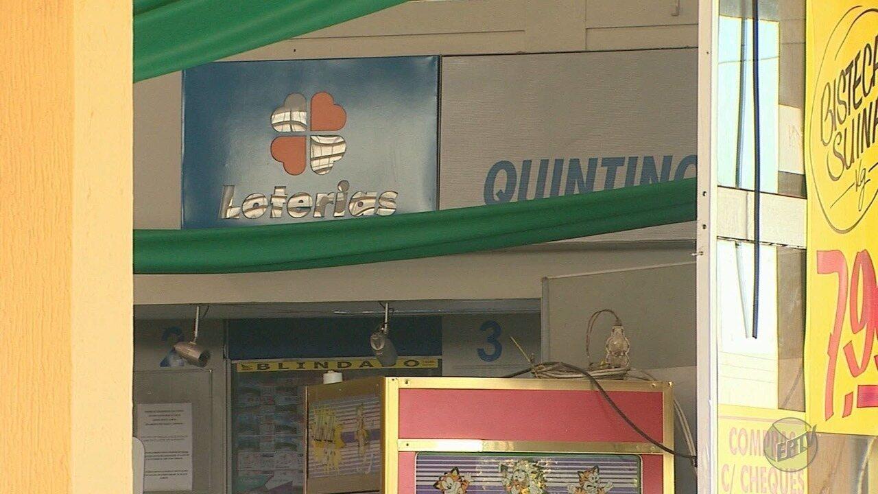 Ladrão é preso após atirar contra a PM em tentativa de furto a lotérica em Ribeirão
