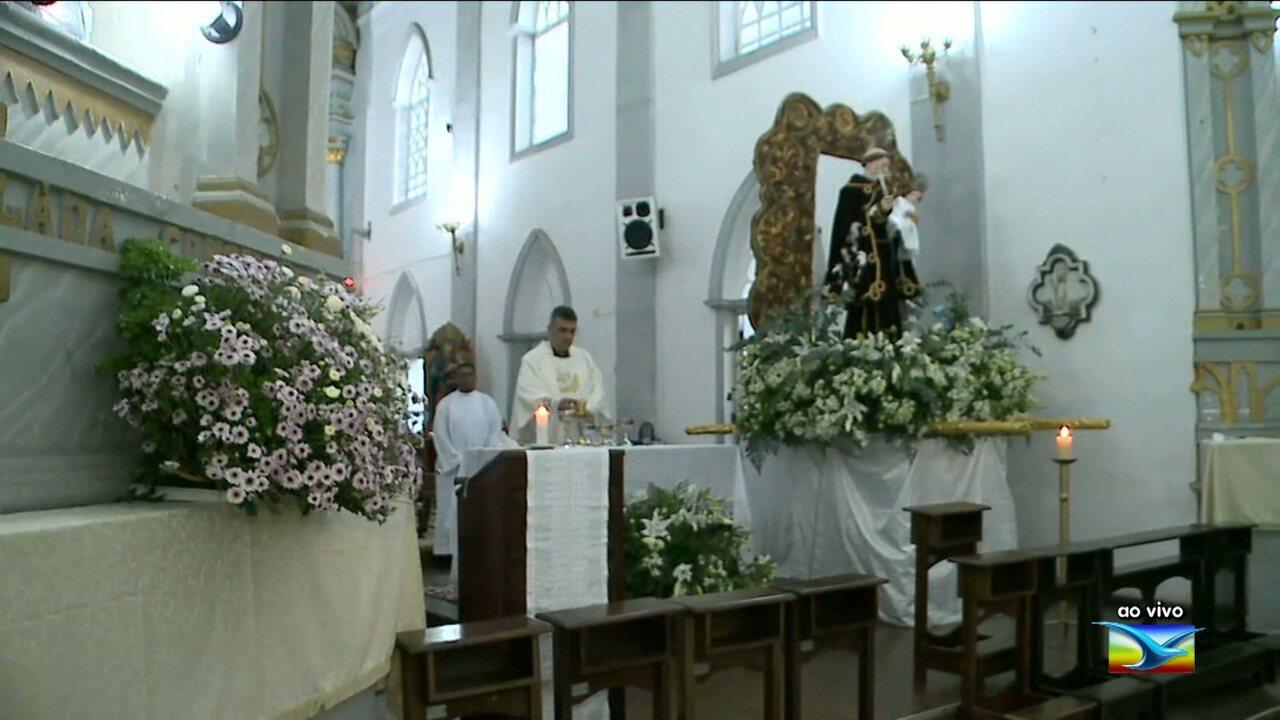 Santo Antônio é comemorado em São Luís
