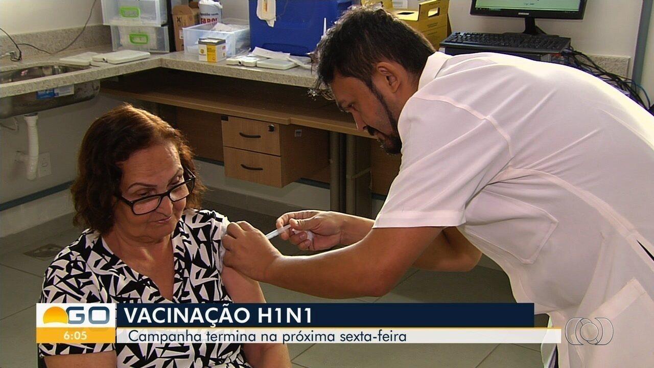 Número de mortes por H1N1 este ano chega a 62 em Goiás