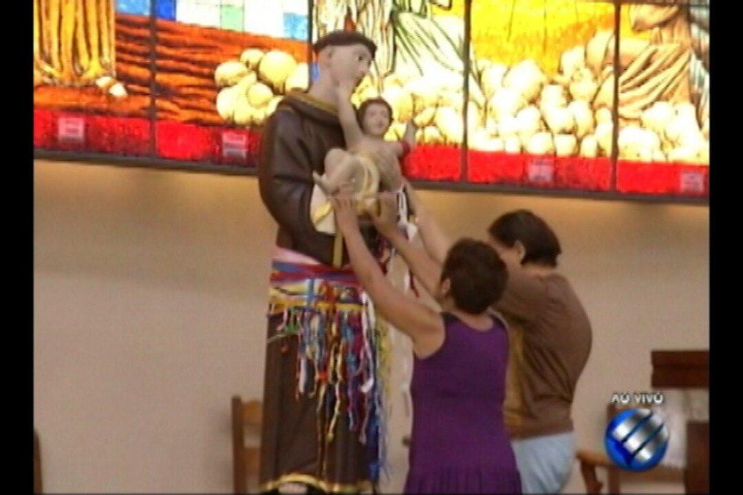 Igrejas Católicas em Belém realizam programação no Dia de Santo Antônio