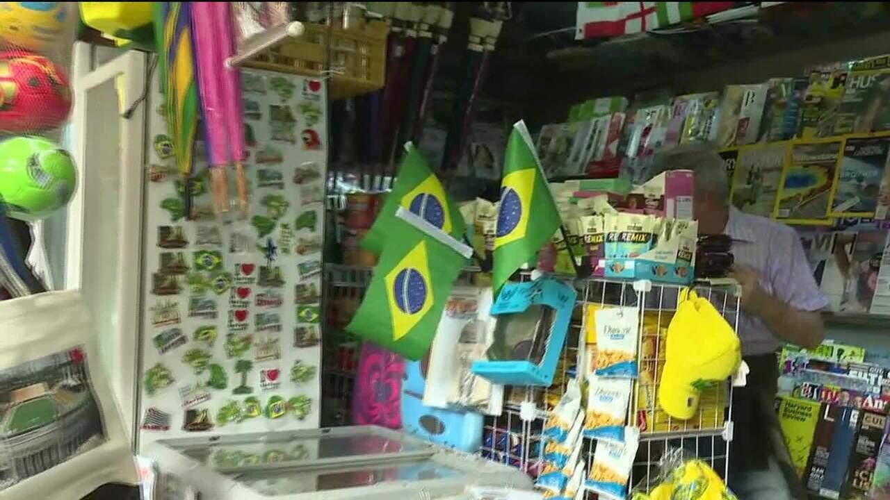 Copa deve movimentar R$20,3 bi na economia brasileira