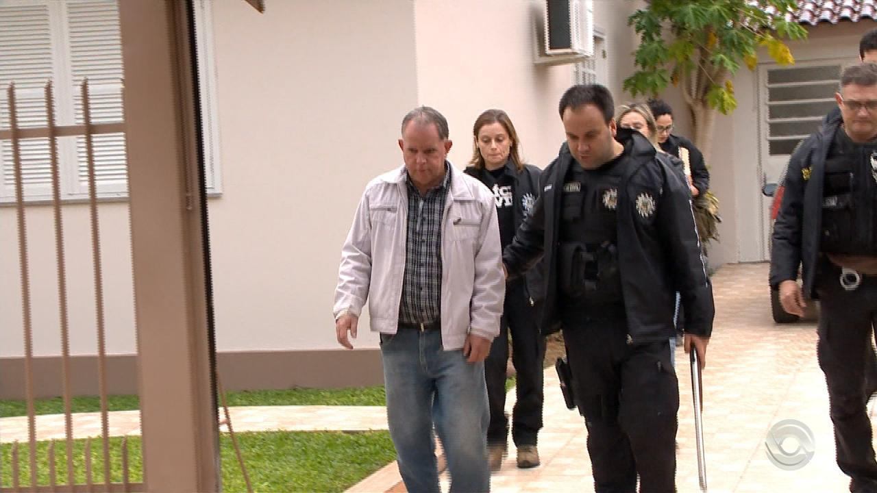 Vice-prefeito de Agudo é preso em operação que investiga desvio de R$ 1 milhão