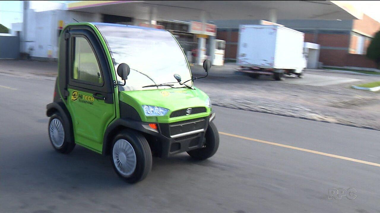 Carros elétricos e movidos a GNV são alternativa econômica para motoristas