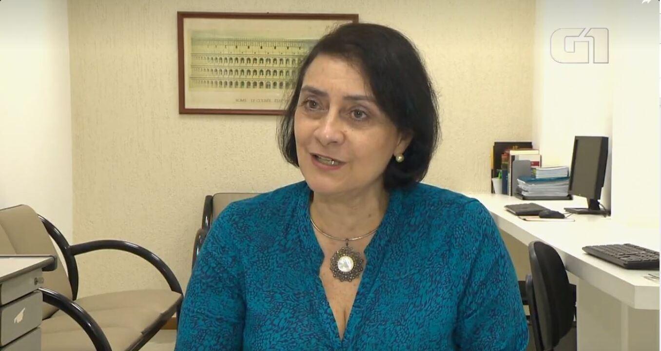 Elda Bussinguer fala sobre internações de dependentes químicos no Espírito Santo