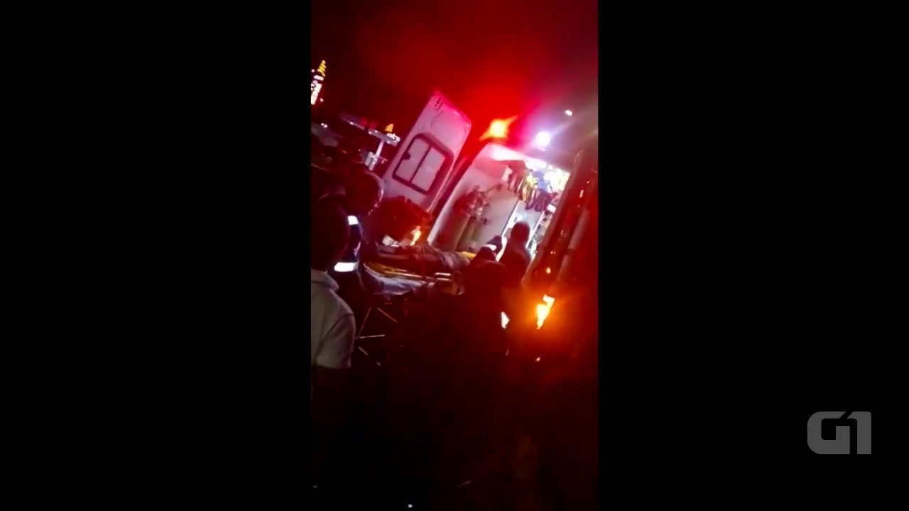 Motorista de ônibus é morto durante assalto a coletivo, em Manaus