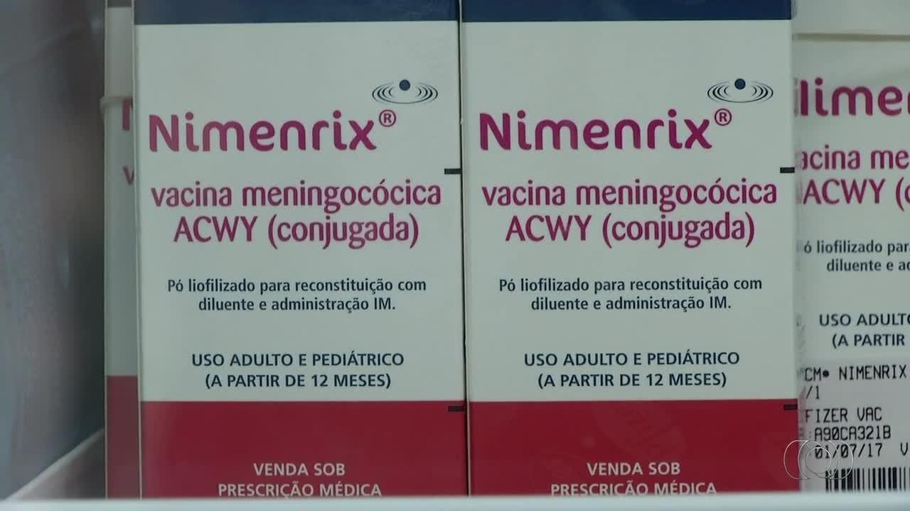 Falta de vacina contra meningite preocupa pais de crianças em Palmas