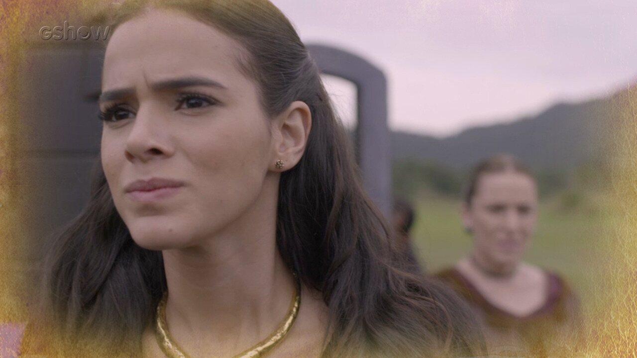 Resumo de 16/06: Catarina tenta fugir de Lastrilha
