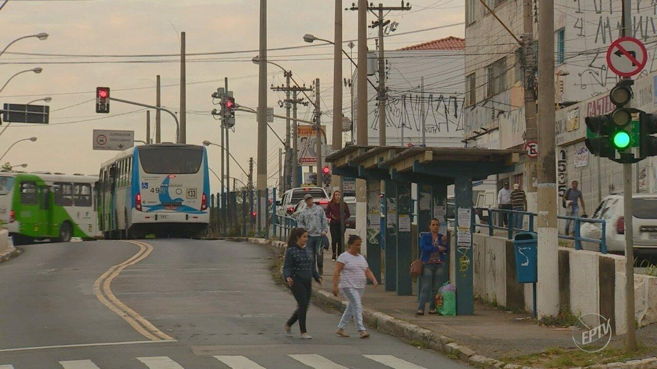 Campinas é a terceira cidade do estado com maior número de assédios em ônibus