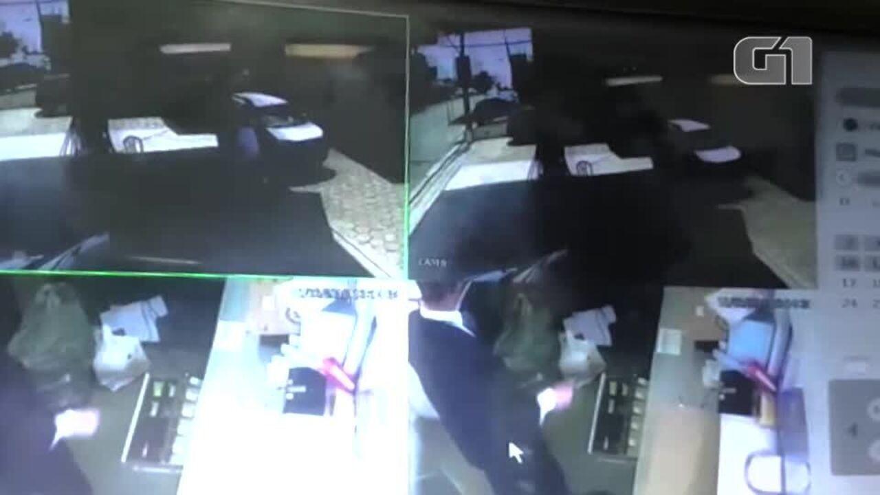 Criminosos de paletó assaltam posto na Zona Leste de Teresina