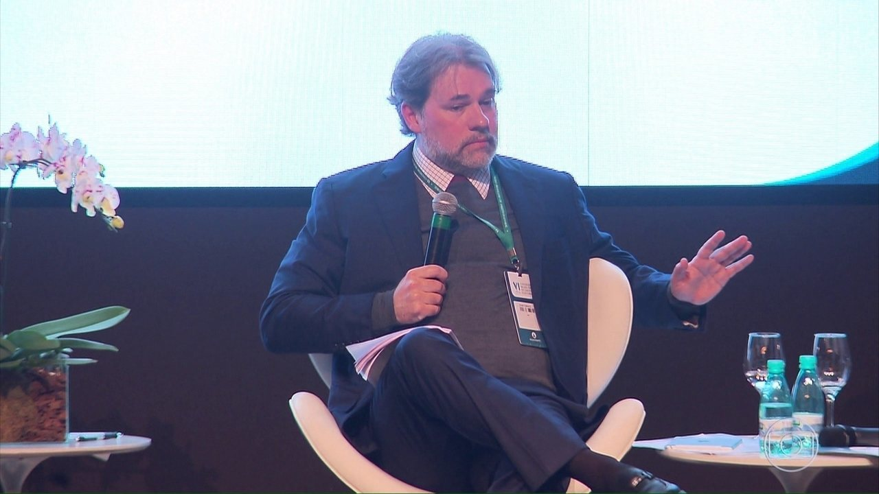 Ministros do STF participaram de um congresso sobre direito eleitoral, em Curitiba