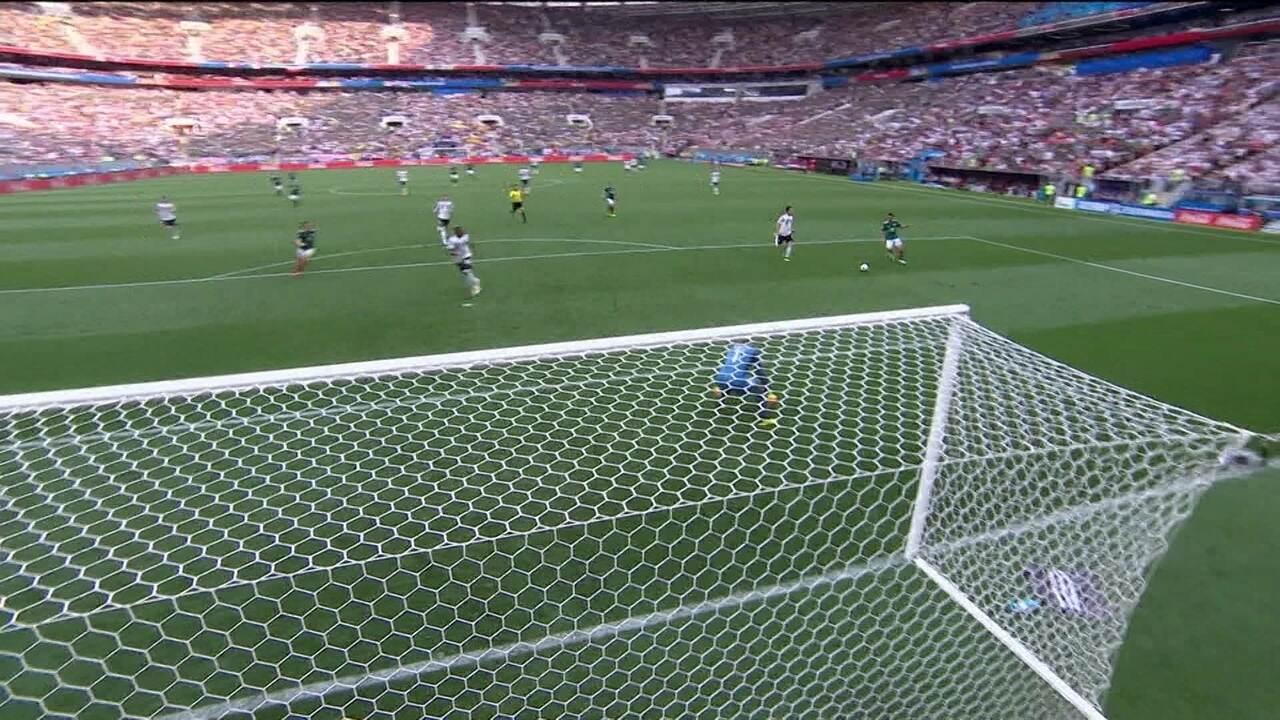 4bf9251380 Alemanha é a 6ª campeã mundial a estrear com derrota em Copas do ...