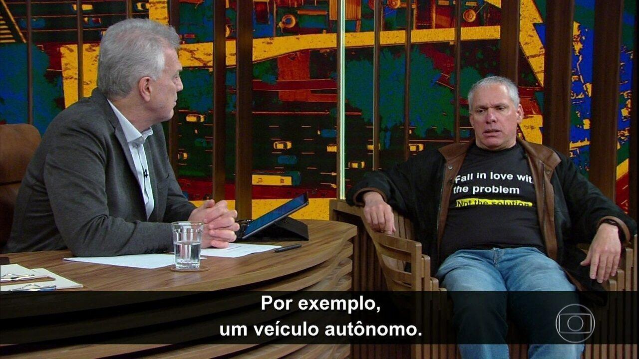 Uri Levine fala sobre inteligência artificial