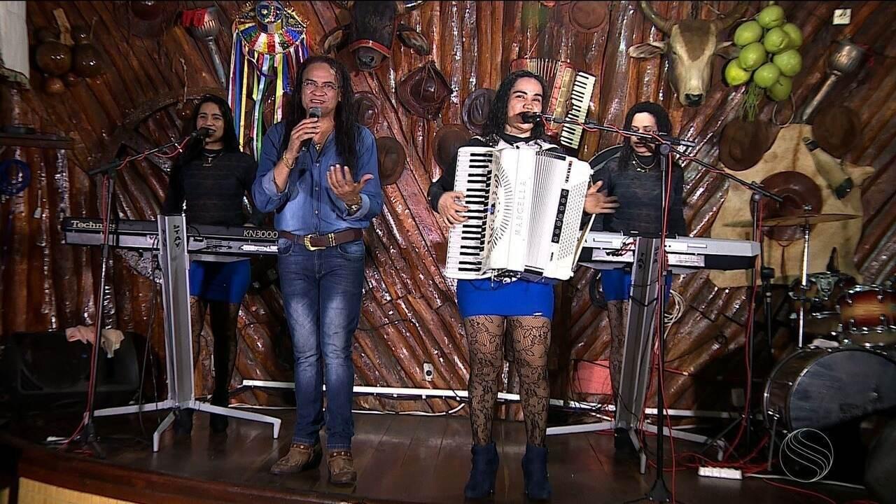Gente do Forró conta a história da banda Skama de Peixe