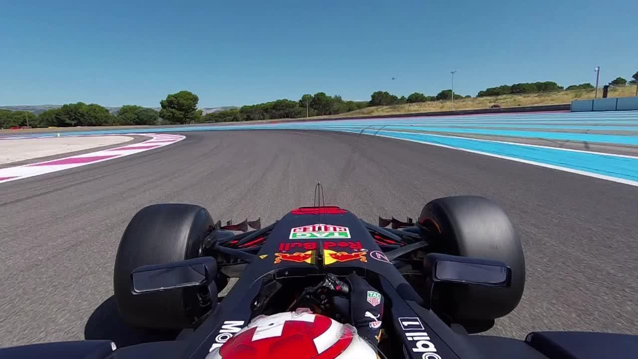 Vá de carona com Sébastien Buemi em uma volta em Paul Ricard