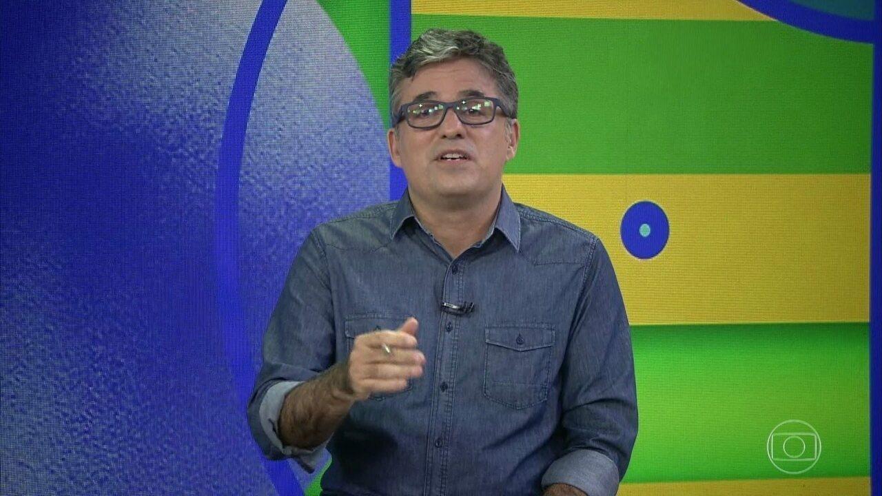 Marcelo Lins faz uma relação entre Copa do Mundo e política ao longo da história
